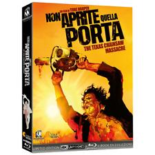Non Aprite Quella Porta(Blu-Ray 4K Ultra HD+2 Blu-Ray+Book Da Collezione)[22/11]