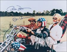 Signed Autograph Easy Rider Peter Fonda 8X10 Color RP Photo w/coa Free Shipping