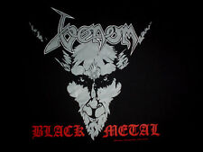 Venom Black Metal Goat Album Cover Logo Band Vintage 1996 Unworn Xl T-Shirt