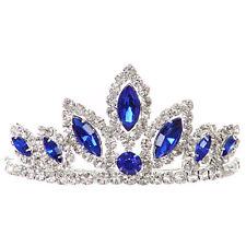Tiara Bridesmaid Wedding Flower Girl Birthday Party Prom Pageant Headpiece Dance