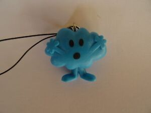 Mr Daydream from Mr Men & little miss danglers and keychain phone charm, series