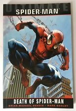 Ultimate Spider-man: Death Of Spider-man (Paperback) - Used, Like New