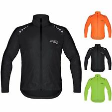 Brisk Bike Ultra-Light All weather sports rain jacket extremely waterproof