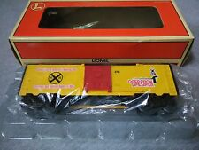 "Lionel O Gauge ""Operation Lifesaver""  Boxcar  #6-26201 ~ TS"
