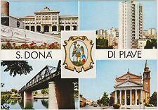 S.DONA' DI PIAVE - VEDUTINE (VENEZIA) 1978