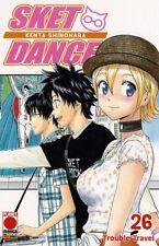 manga SKET DANCE Nr. 26 - Ed. Panini Planet