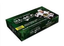 2011-12 Upper Deck Black Diamond Hockey Factory Sealed Hobby Box +Ice Bonus Pack