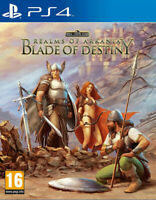 Realms of Arkania: Blade of Destiny (PS4)  BRAND NEW SEALED