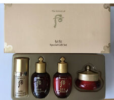 [THE HISTORY OF WHOO] Ja Saeng Essence Gift Set 4 piece - Korea Cosmetic