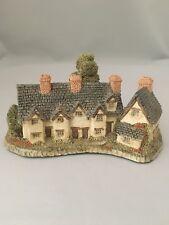 David Winter Craftsmens Cottages 1985