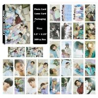 30Pc/set KPOP GOT7 Album Present YOU PhotoCard Lomo Card Posters Photo Card