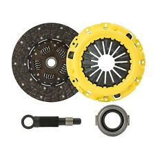 CLUTCHXPERTS STAGE 2 CLUTCH KIT Fits 91-98 NISSAN 240SX 2.4L BASE LE SE KA24DE