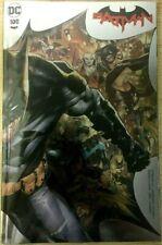Batman #100 Nycc Silver Foil Variant Nm Joker Harley Quinn Punchline Poison Ivy