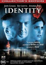 Identity (DVD, 2003) John Cusack, Ray Liotta