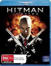 Hitman - Unrated (Blu-ray, 2008)