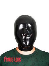 AngelDis 100% Handmade Latex Rubber Hood Mask only open nose gummi latex #02001