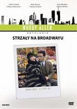 Bullets Over Broadway DVD NEW sealed REGION 2 UK, Woody Allen, John Cusack