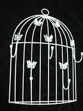 Vestiaire Support de garde-robe dressboy VESTIAIRE MURAL 42cm Papillon Blanc