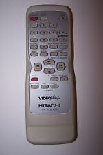 HITACHI VCR Télécommande VT-RM240E pour VTFX240E Trappe De Batterie manquante