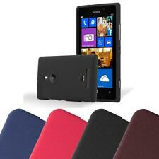 Schutz Hülle für Nokia Lumia 925 Handy Cover Case TPU Matt Bumper
