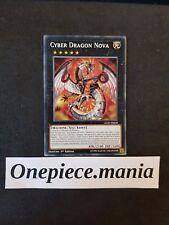 Yu-gi-oh! Cyber Dragon Nova  LEDD-FRB30 (30% de remise)