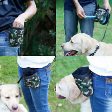Pet Dog Cat Outdoor Train Waist Pouch Puppy Bait Treat Snack Food Bag