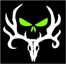 Bone Collector Decal Sticker Skull Truck Hunting 4X4 Gun Rifle Punisher Pistol