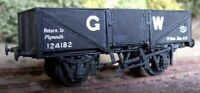 GWR O30 Steel-bodied Open wagon - OO gauge model - Cambrian Models C97