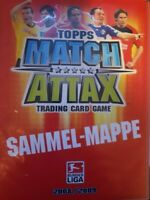 Topps Match Attax Bundesliga 08/09  alle 396 Karten +5x Limis  + Autogramm Marin