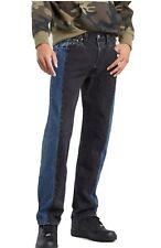 Levi's Mens 501 Two Face Original Fit Jean, 34/34, Blue  $69.50