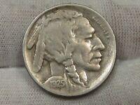 1925-s XF Buffalo Nickel w/ Full Horn.  #27