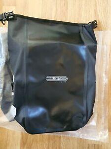 Ortlieb Roller City QL1 Waterproof Panniers  Black (New)