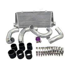 FMIC 31x11x3 Intercooler Kit For 89-99 S13 SR20DET Swap Top Mount Turbo w/BOV