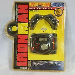IronMan Walkman Triathlon AM/FM Stereo Vintage 1999 IRA30