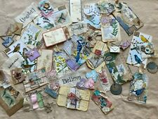 New Listing40+ Pieces of Handmade Vintage Ephemera