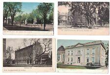 7 Yale University Postcards New Haven CT c.1907 Gym Woodbridge Hall Fine Arts