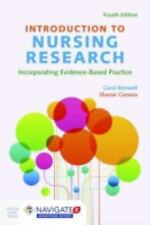 Introduction to Nursing Research by Sharon Cannon and Carol Boswell (2015,...
