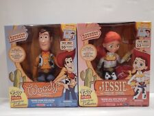 Disney/Pixar Toy Story Woody and Jessie Signature Collection Target Exclusive