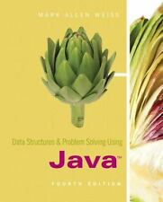 Data Structures and Problem Solving Using Java (4th Edition)
