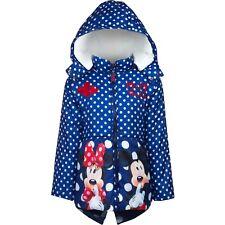 Winterjacke Minnie Maus Wintermantel Jacke Fleece *Disney* 98 104 116 128 !NEU!