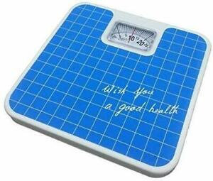 Weighing Scale Ergode Mechanical Smart Manual Weight Maximum 120 kg Multi Color