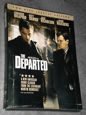 DVD zone 1 THE DEPARTED (Les Infiltrés) 2 DISC SPECIAL EDITION Import US