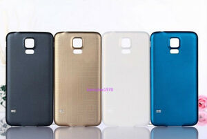 For Samsung Galaxy S5 Mini G800F G800 Back Battery Door Housing Rear Cover Case