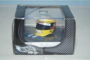 Hotwheels BELL Helmet & Gloves Ralf Schumacher 2000