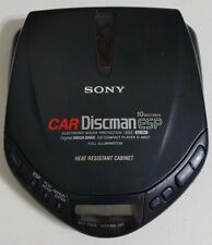 Sony Car Discman D-M801 (ESP, Heat Protection, etc) - SHIPS FREE!