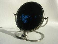 Magnifying Makeup Mirror  Compact 10x and 1x, Double Sided, Fold Away with Bag,