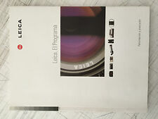 LEICA - EL PROGRAMA - GENERAL CATALOGUE IN SPANISH - YEAR 2000 - 128 PAGES