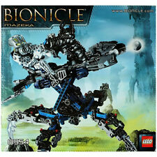 LEGO SET 8954 - MAZEKA (BIONICLE TITANS WARRIORS) COMPLETE