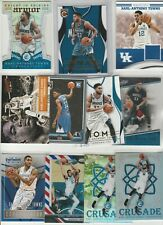KARL-ANTHONY TOWNS LOT (84) DIFF 3 2015-16 ROOKIE RCS 1 JERSEY RELIC 32 INSERTS