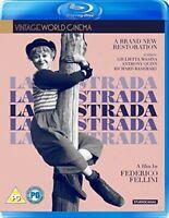 La Strada [Blu-ray] [1954] [DVD][Region 2]
